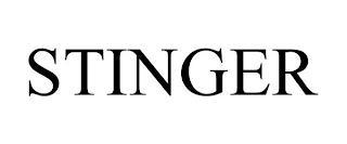 STINGER trademark