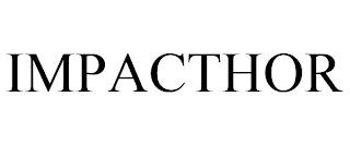 IMPACTHOR trademark