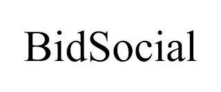 BIDSOCIAL trademark