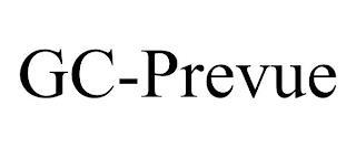 GC-PREVUE trademark