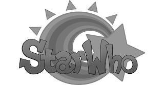 STARWHO trademark