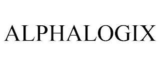 ALPHALOGIX trademark