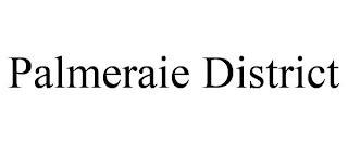 PALMERAIE DISTRICT trademark