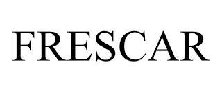 FRESCAR trademark