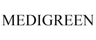 MEDIGREEN trademark