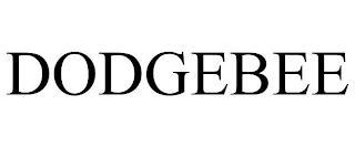 DODGEBEE trademark