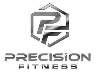 PF PRECISION FITNESS trademark
