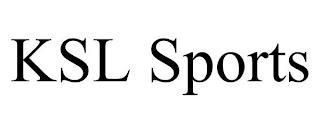 KSL SPORTS trademark