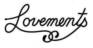 LOVEMENTS trademark