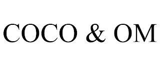 COCO & OM trademark