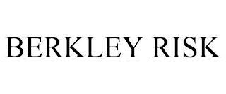 BERKLEY RISK trademark