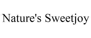 NATURE'S SWEETJOY trademark