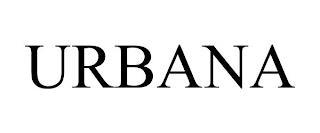 URBANA trademark