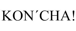 KON¿CHA! trademark