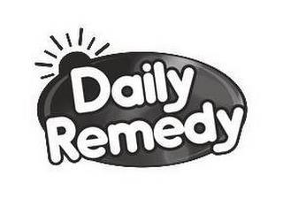 DAILY REMEDY trademark