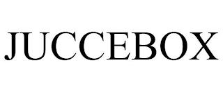 JUCCEBOX trademark