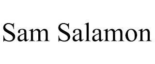 SAM SALAMON trademark