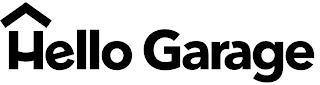 HELLO GARAGE trademark