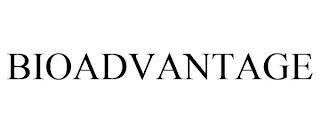 BIOADVANTAGE trademark