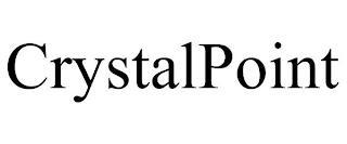 CRYSTALPOINT trademark