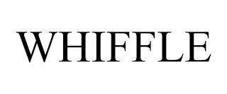 WHIFFLE trademark