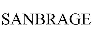 SANBRAGE trademark