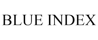 BLUE INDEX trademark