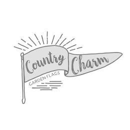 COUNTRY CHARM GARDEN FLAGS trademark
