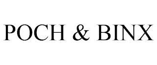 POCH & BINX trademark