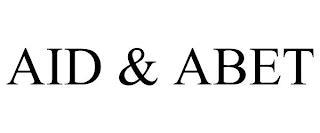 AID & ABET trademark