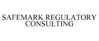 SAFEMARK REGULATORY CONSULTING trademark