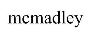 MCMADLEY trademark