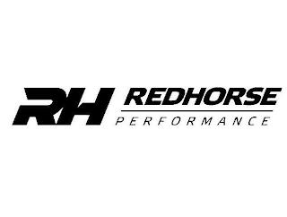 RH REDHORSE PERFORMANCE trademark