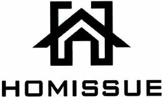 H HOMISSUE trademark