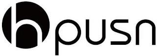 H PUSN trademark