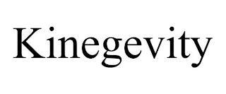 KINEGEVITY trademark