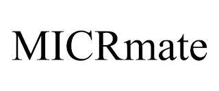 MICRMATE trademark