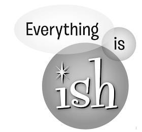 EVERYTHING IS ISH trademark