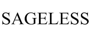 SAGELESS trademark