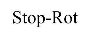 STOP-ROT trademark