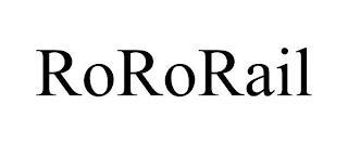 RORORAIL trademark