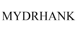 MYDRHANK trademark