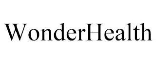 WONDERHEALTH trademark