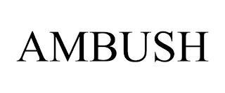 AMBUSH trademark
