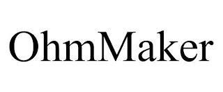 OHMMAKER trademark