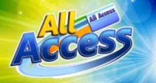 ALL ACCESS ALL ACCESS trademark