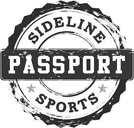 SIDELINE SPORTS PASSPORT trademark