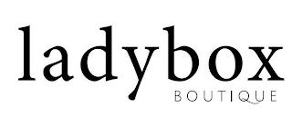 LADYBOX BOUTIQUE trademark