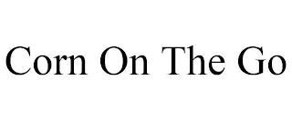 CORN ON THE GO trademark