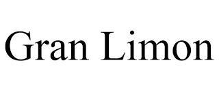 GRAN LIMON trademark